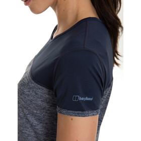 Berghaus Voyager Tech Baselayer Crew T-shirt Dames, blauw